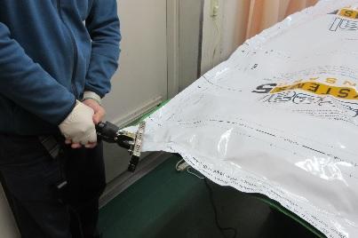 新型コロナウイルス感染防止ー完全密閉のご遺体袋バイオシール