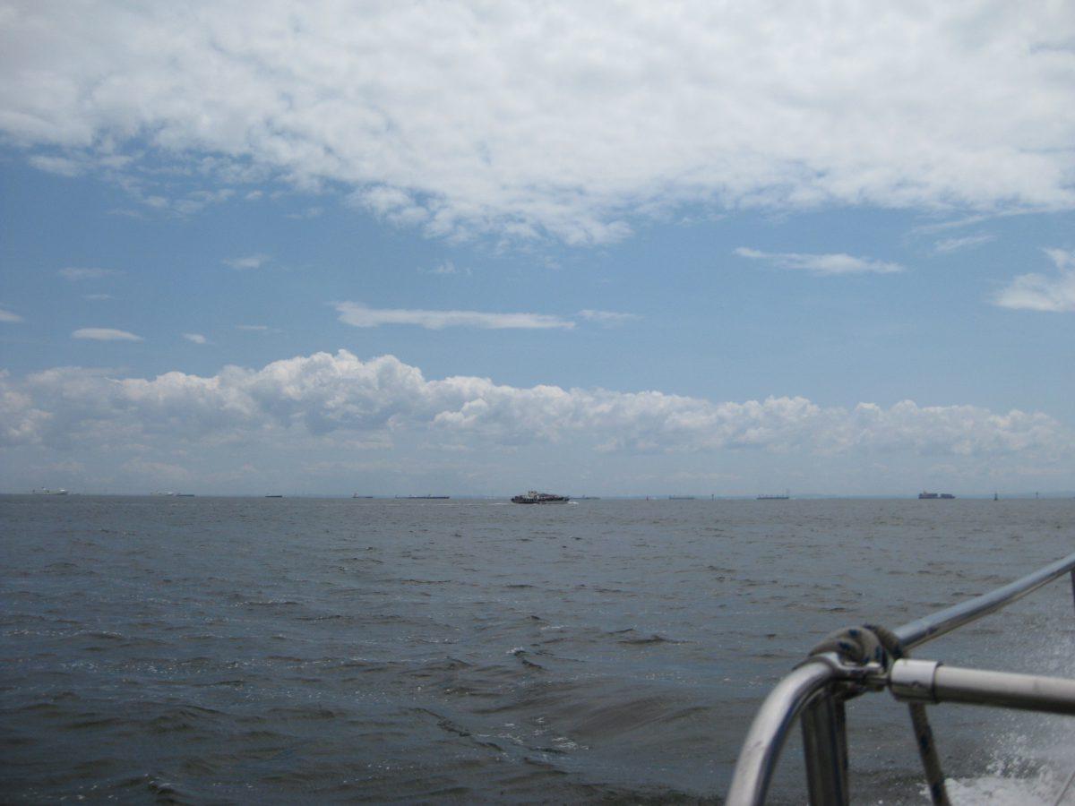 東京湾海洋散骨ー合同海洋散骨